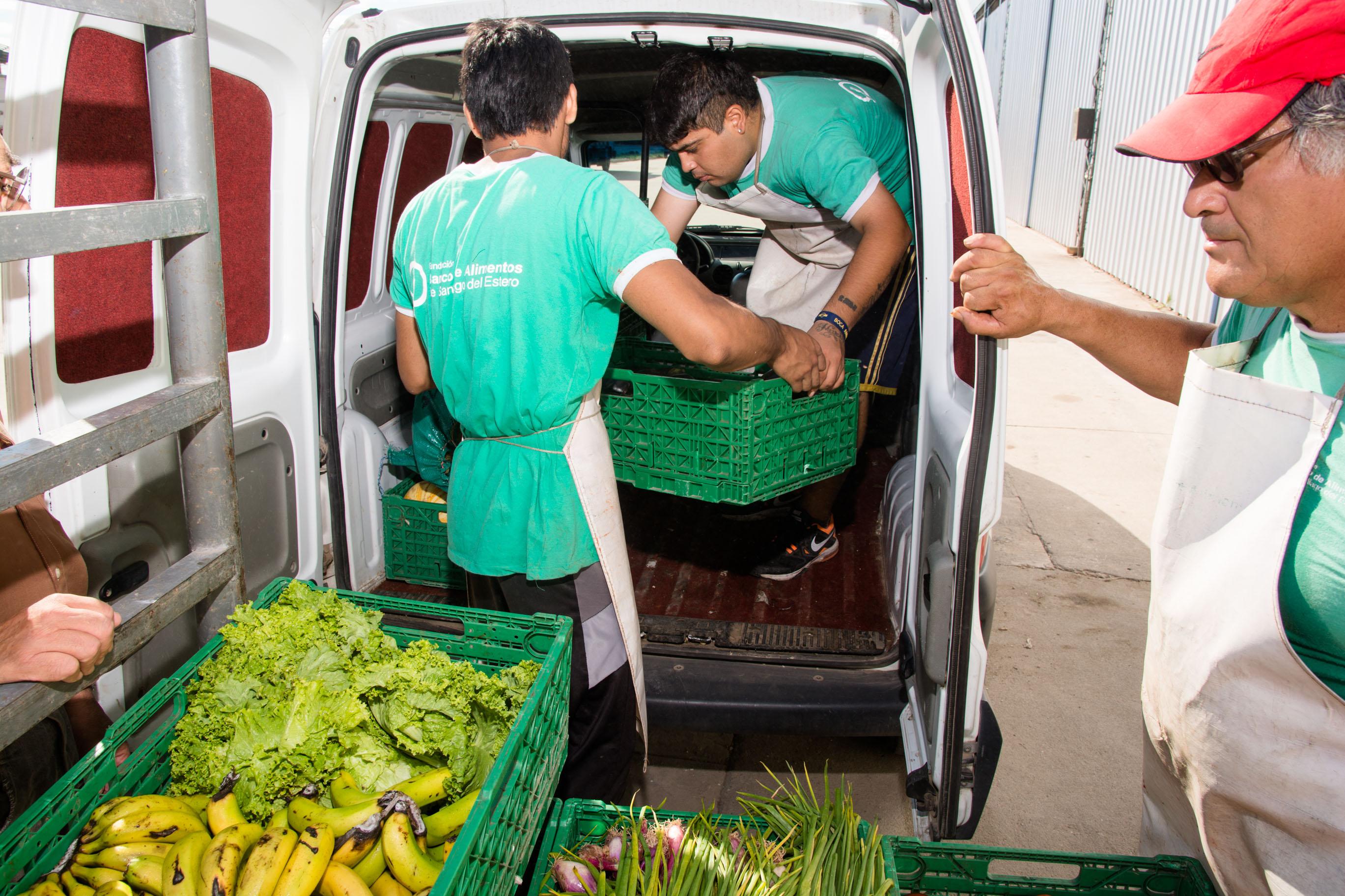 En 2018 el rescate de alimentos creció un 30%