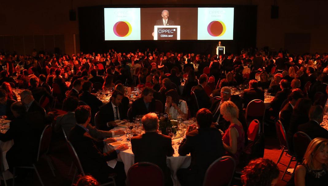CIPPEC - la cena política más relevante del país