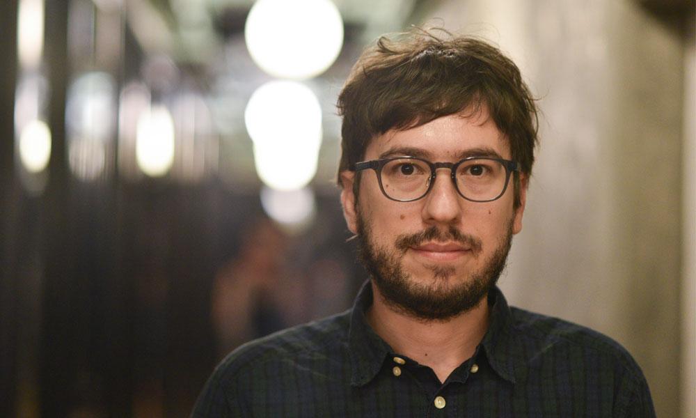 Javier Sinay / Editor y cronista