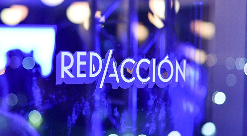 RED/ACCIÓN se presentó en un encuentro con periodistas y amigos