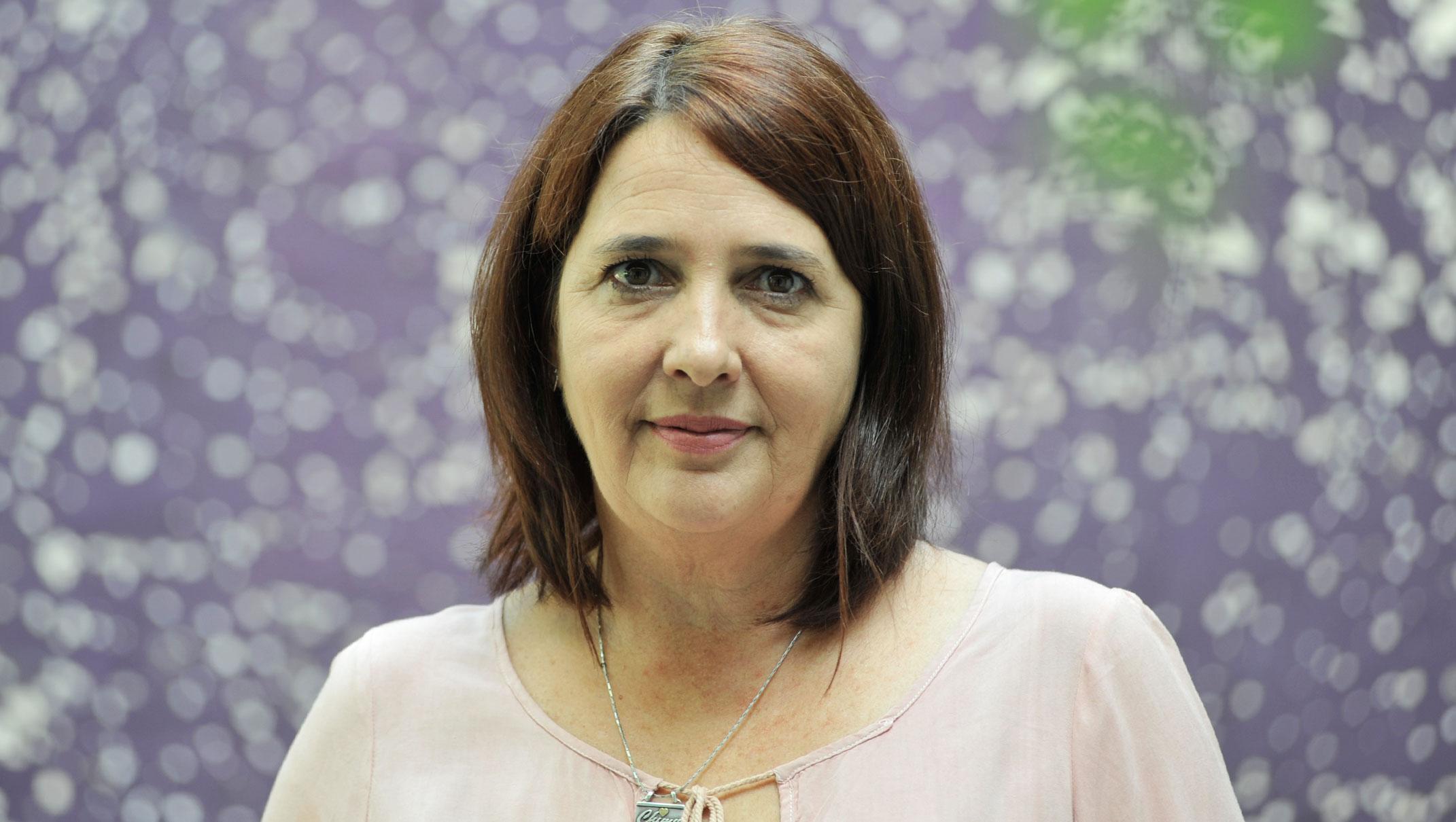 """María Luján Rey: """"Tenemos que entender que Cromañón, Once, y el Ara San Juan nos pasó a todos"""""""