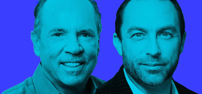 """Jimmy Wales y Mitch Lowe: """"Hay que repensarlo todo"""""""