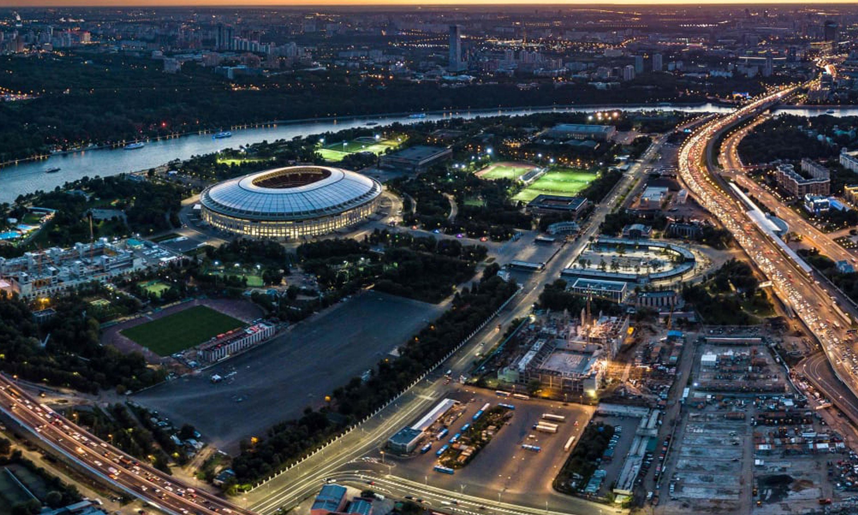 Ser sede de la Copa Mundial de Fútbol no es lo que la FIFA promete