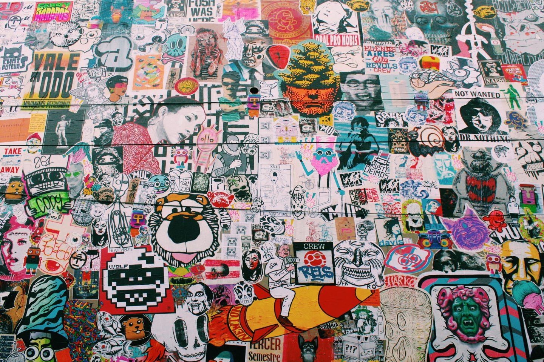 Paste up, el movimiento artístico que busca posicionar a Buenos Aires en el arte urbano