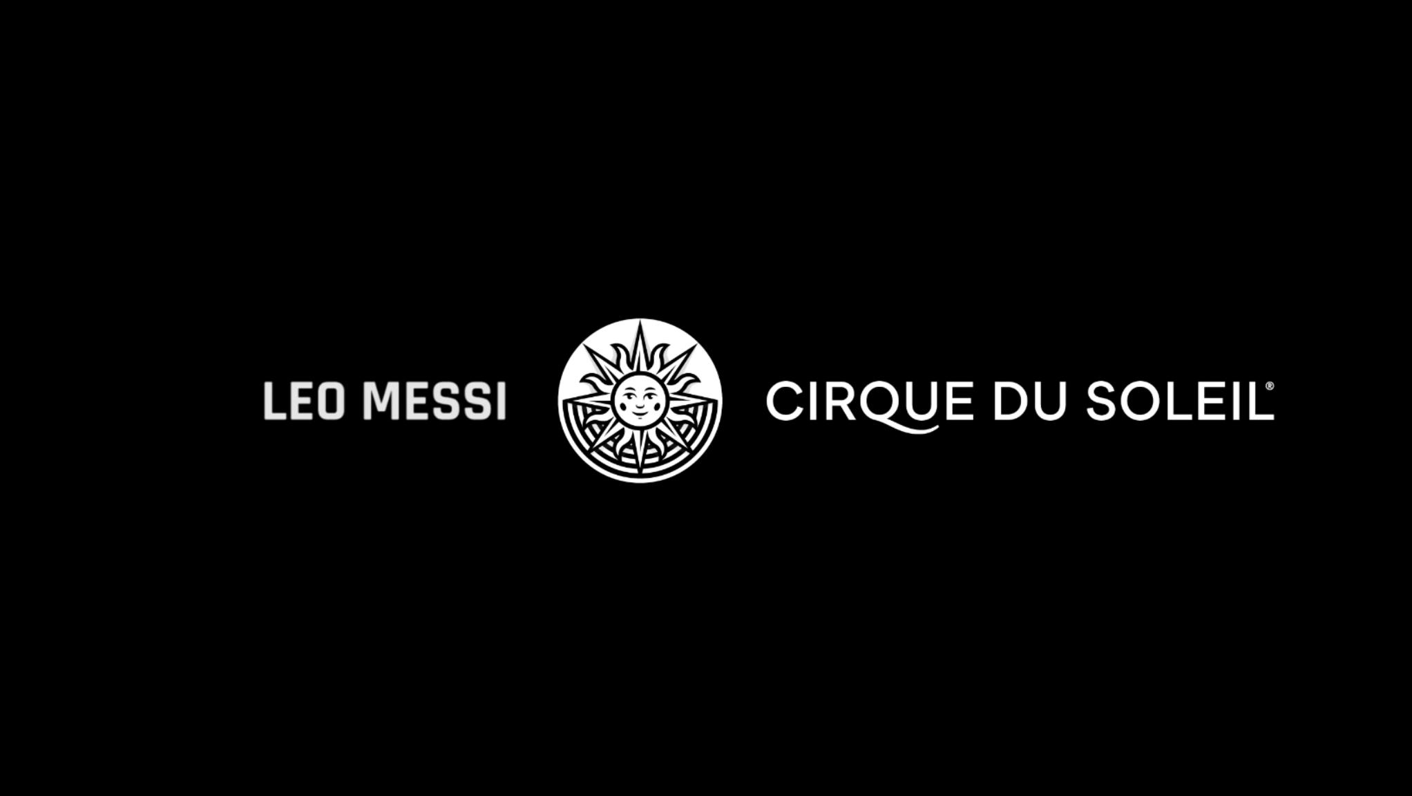Cirque du Soleil creará un espectáculo sobre Messi