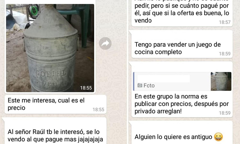 Cómo administrar un grupo gigante de WhatsApp (y no morir en el intento)