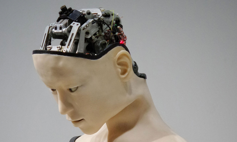 Los robots no saben ser mujeres