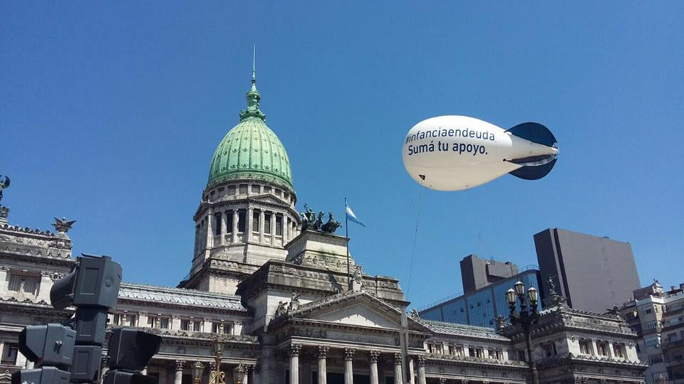 Defensor del Niño: La deuda del Congreso con los 14 millones de chicos argentinos