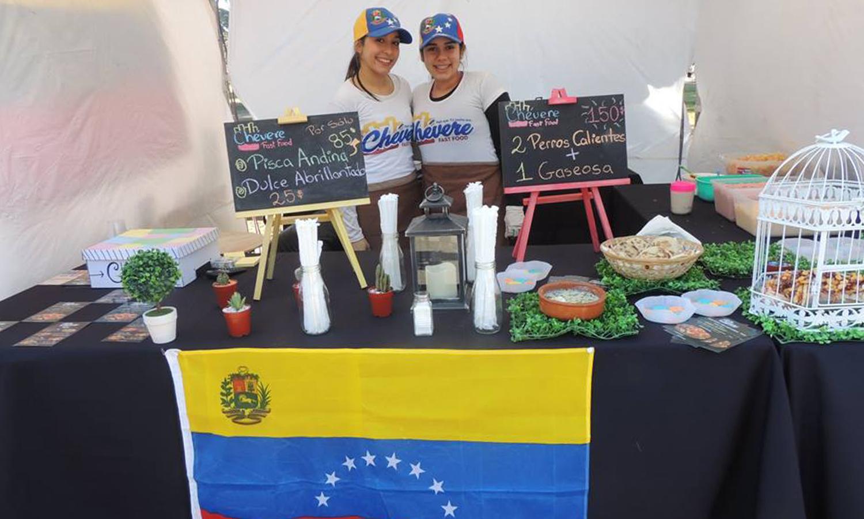 El nuevo comienzo de los venezolanos en la Argentina