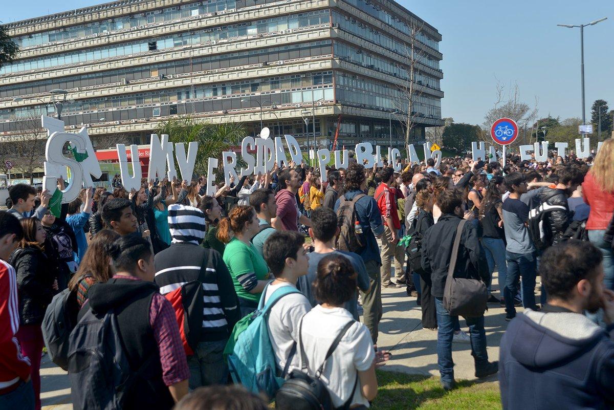 ¿Hay un desfinanciamiento de las universidades públicas?