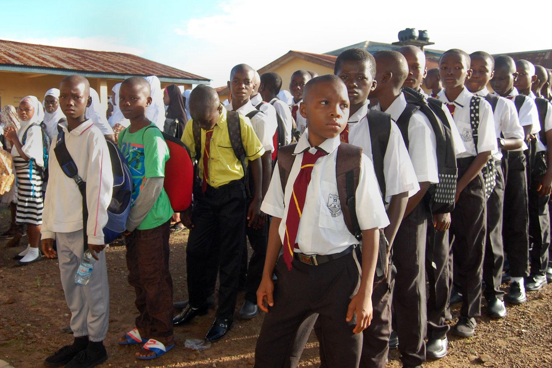 La educación es el factor transformador al que tienen que apostar los países en riesgo