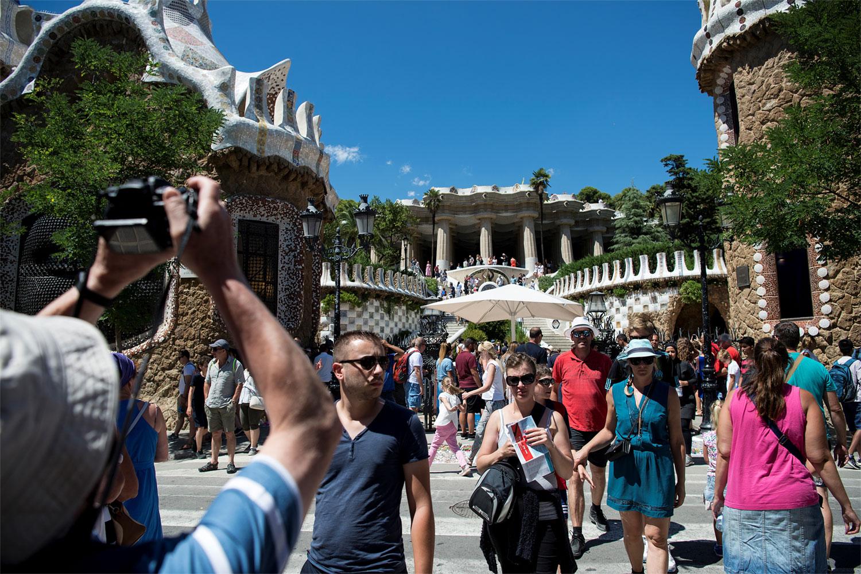 Barcelona: el problema de ser uno de los destinos más visitados de Europa