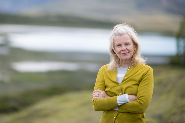 """Kris Tompkins: """"Los parques nacionales deben ser una estrategia para cambiar el rumbo de la crisis de extinción y repensar la economía"""""""