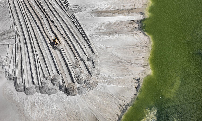 The Anthropocene Project: cuando el arte nos advierte de que estamos destruyendo el planeta