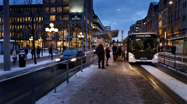 Estocolmo: un paseo por el futuro