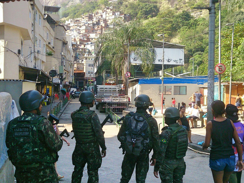 La otra cara de las favelas de Río de Janeiro
