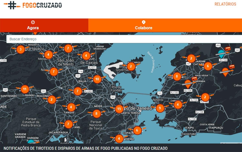 ¡Alerta, fuego! Las app de prevención en las favelas cariocas