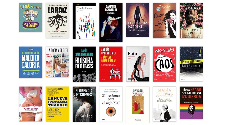 Las escritoras contra el techo de cristal: las mujeres lideran la ventas de libros