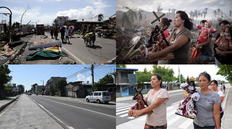A cinco años del peor tifón de su historia, Filipinas avanza en su reconstrucción