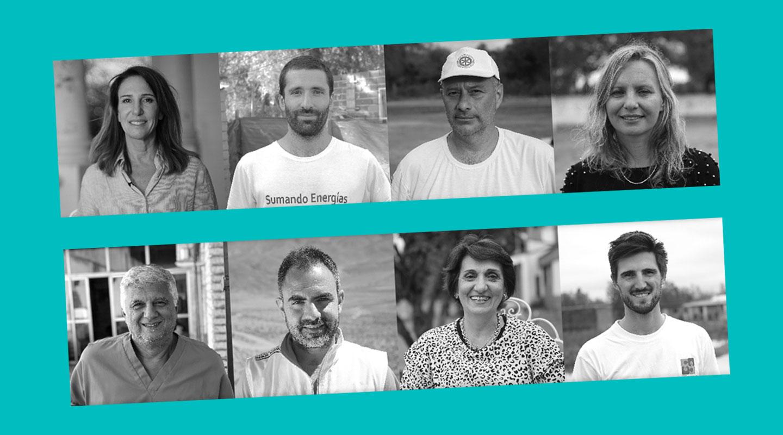 Abanderados de la Argentina Solidaria 2018