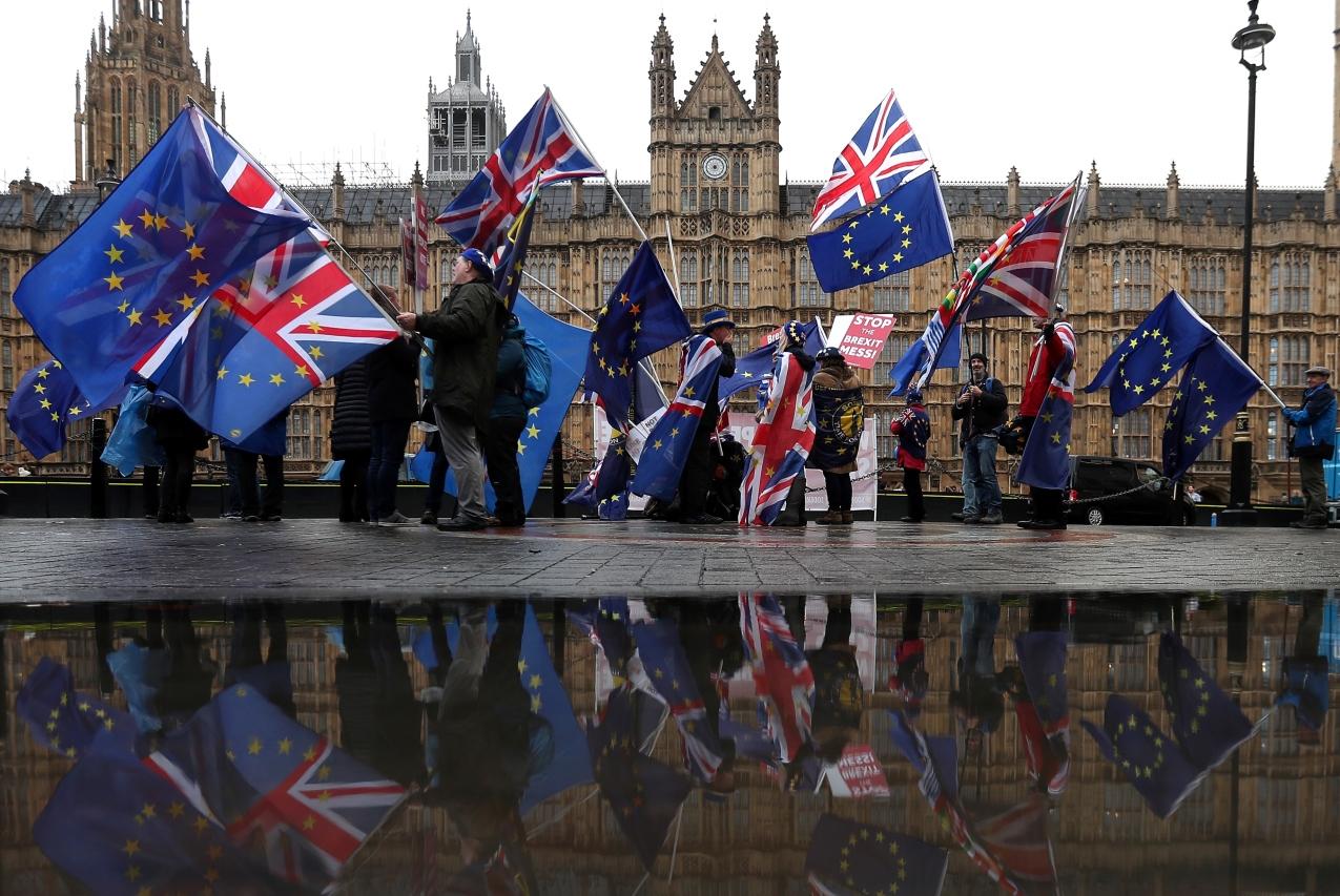 Divididos sobre el Brexit