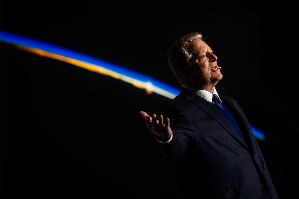 """Al Gore: """"No nos estamos moviendo lo suficientemente rápido ante el cambio climático"""""""