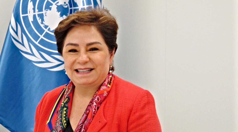 """Patricia Espinosa: """"La transición hacia un modelo sustentable de desarrollo ya está en marcha"""""""