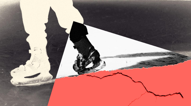 El desafío de patinar sobre hielo con diabetes