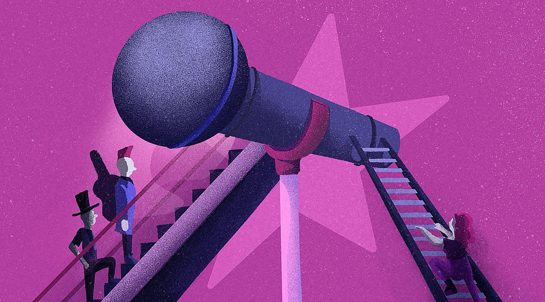 La industria de la música es increíblemente machista (y un vodka puede comprobarlo)
