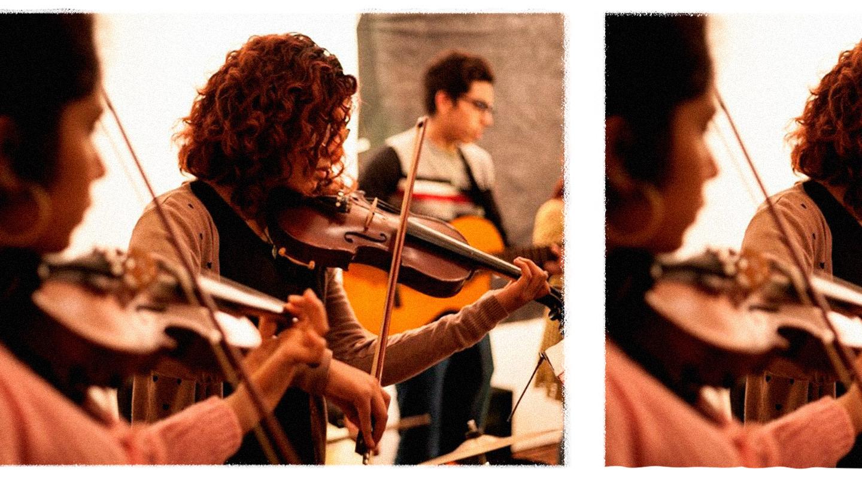 Cómo la música le cambia la vida a niños de un barrio pobre de Tucumán