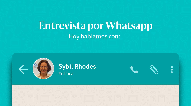 """Sybil Rhodes: Argentina puede traducir su defensa de los DD.HH. en un """"soft power"""""""