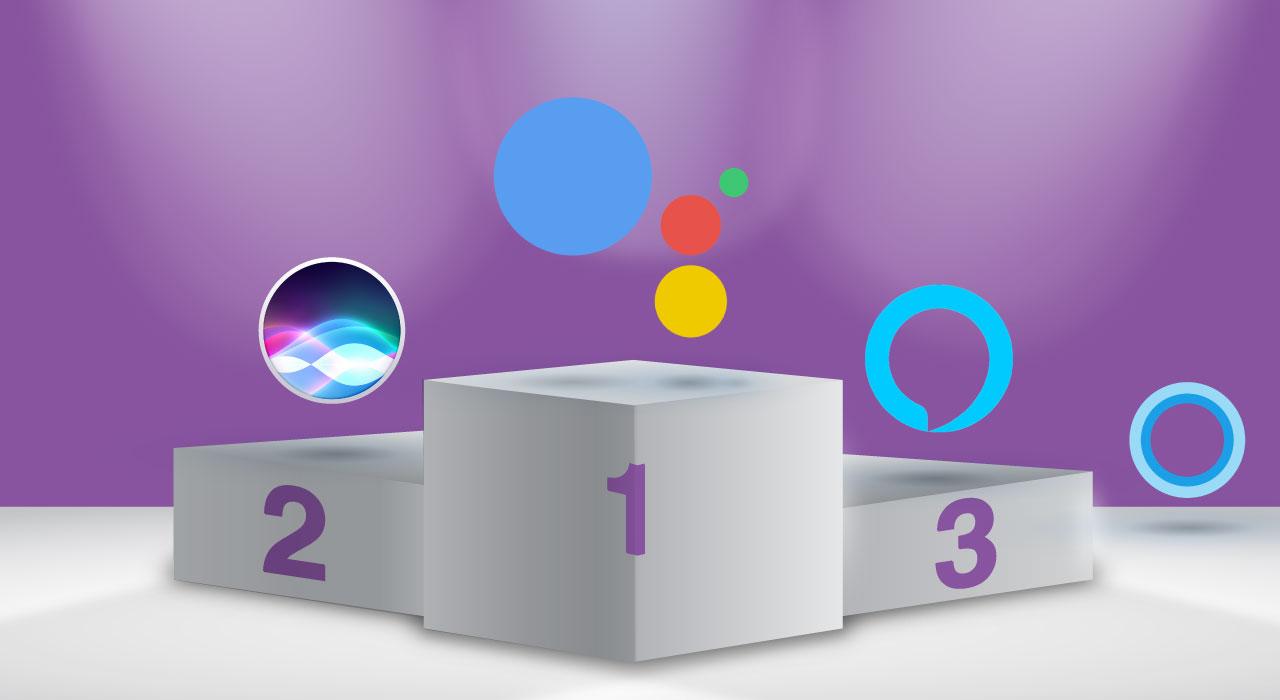 ¿Cuál es el mejor asistente de voz del mercado?