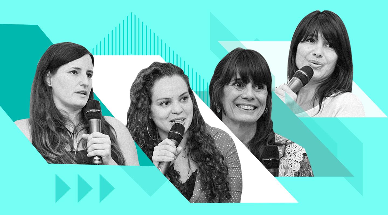 Las cuatro mujeres que están cambiando la realidad