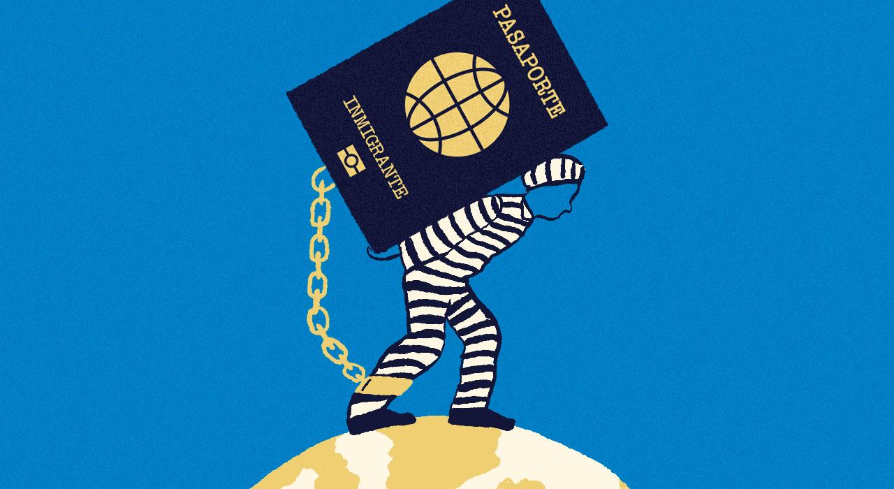 ¿Somos más delincuentes los argentinos en España que los extranjeros en nuestro país? Sí.