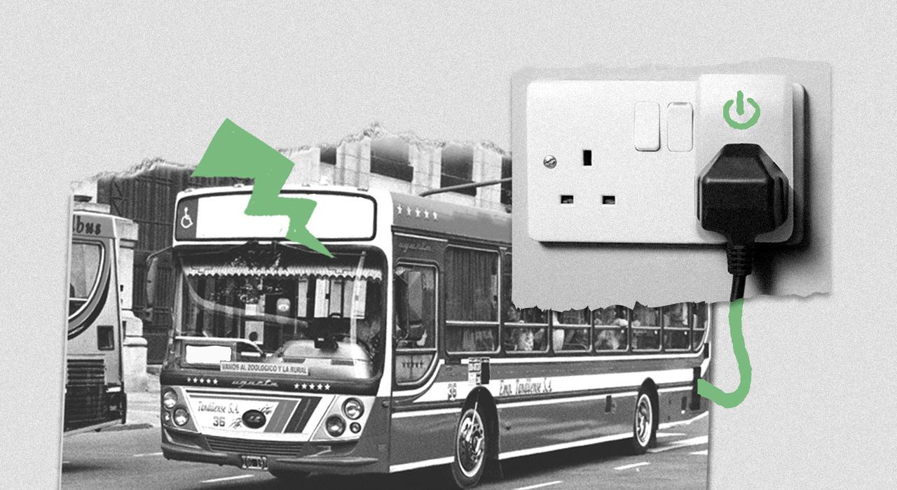 Movilidad sustentable: se vienen los primeros colectivos eléctricos en la ciudad de Buenos Aires