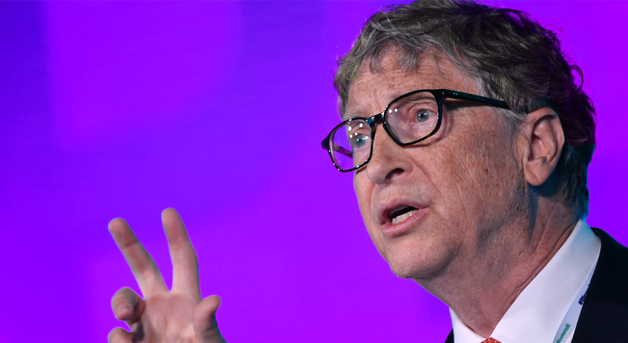 Bill Gates preocupado por la edición genética en humanos