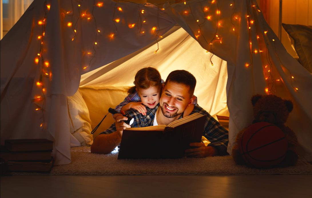 ¿Por qué a los niños les gusta leer el mismo cuento una y otra vez?