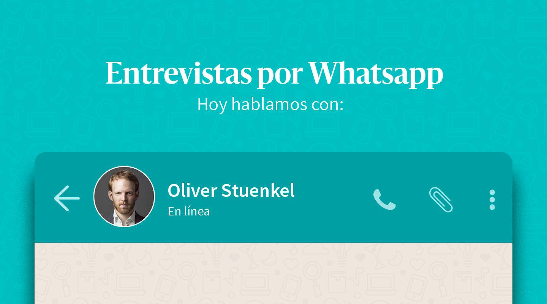 """Oliver Stuenkel: """"Hay más que divide a Macri y Bolsonaro que lo que los une"""""""