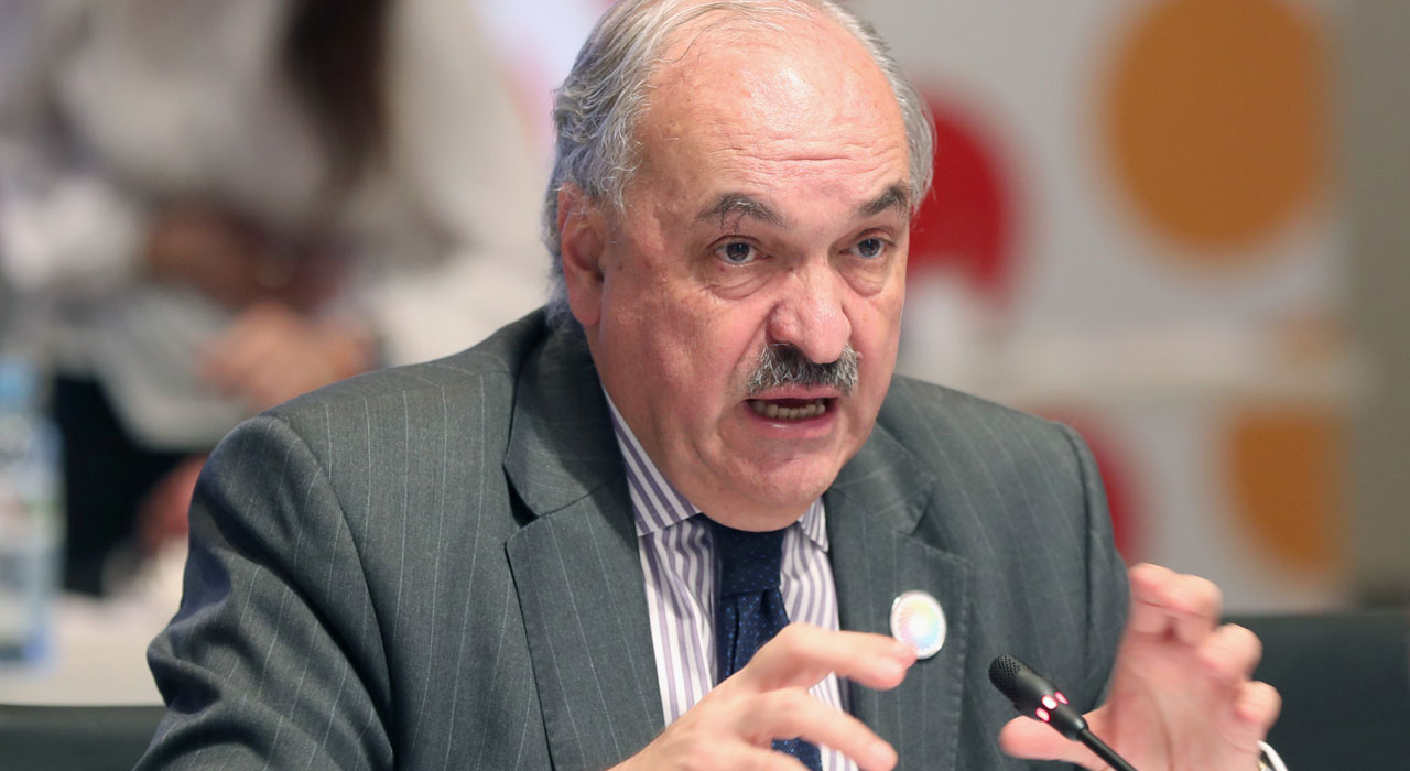 """Pedro Villagra Delgado: """"Si no se dan respuesta a los temas sociales no habrá estabilidad ni gobernabilidad"""""""