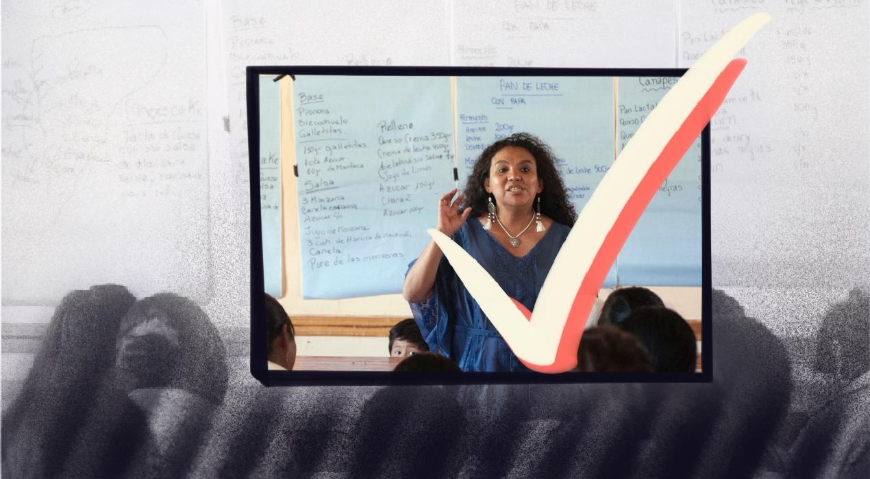 Cómo detectar el talento que hace a un buen profesor