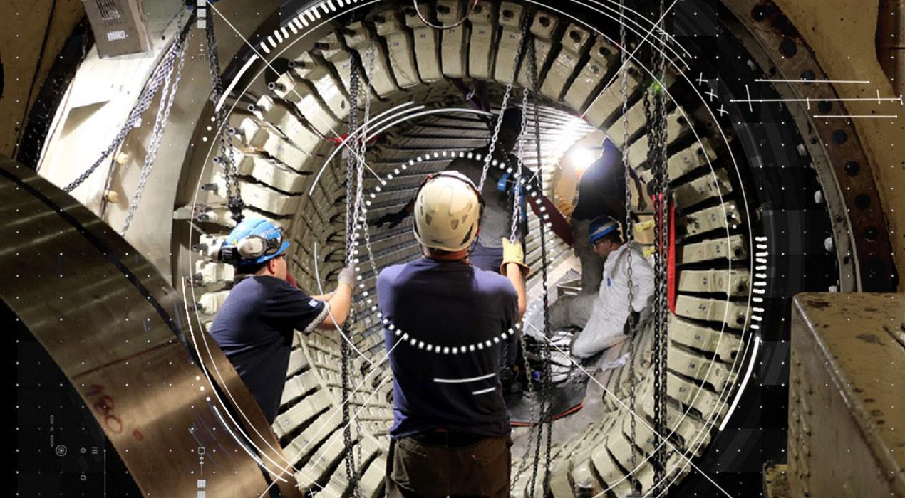 Argentina logró extender la vida de una central nuclear y así bajar las emisiones de gases de efecto invernadero
