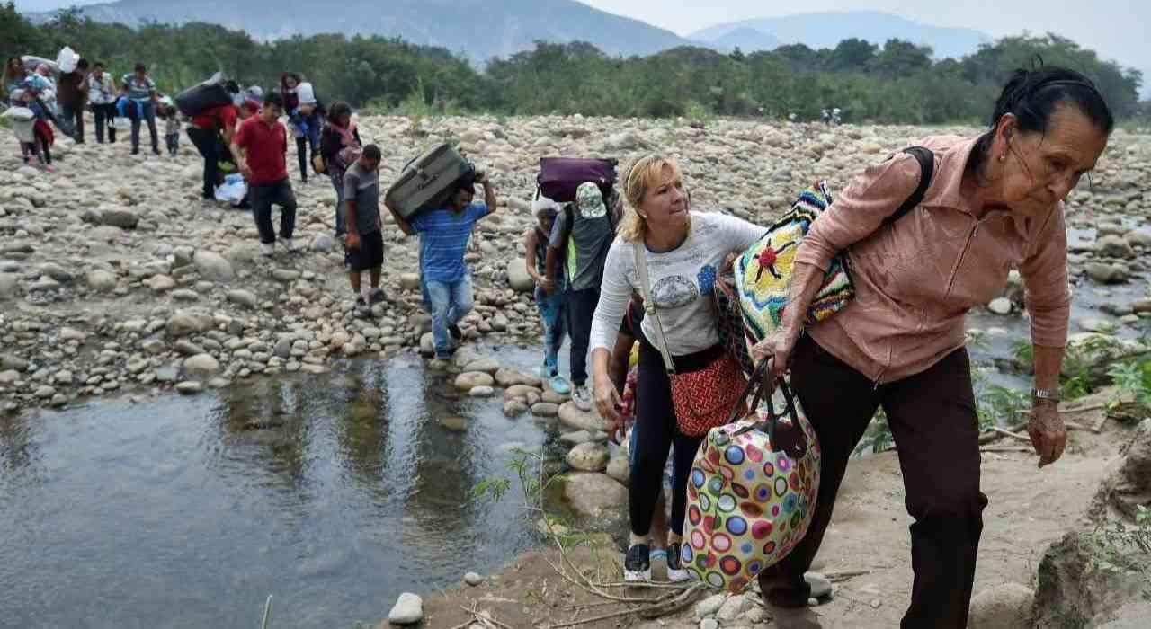 Venezuela-Colombia, la frontera