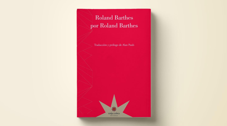 Roland Barthes, comentado por Virginia Cosín