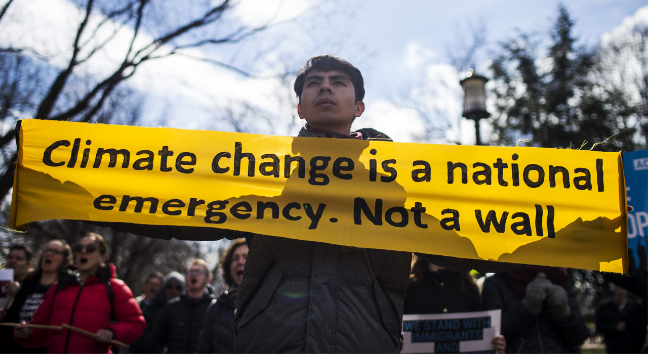 ¿Emergencia nacional?