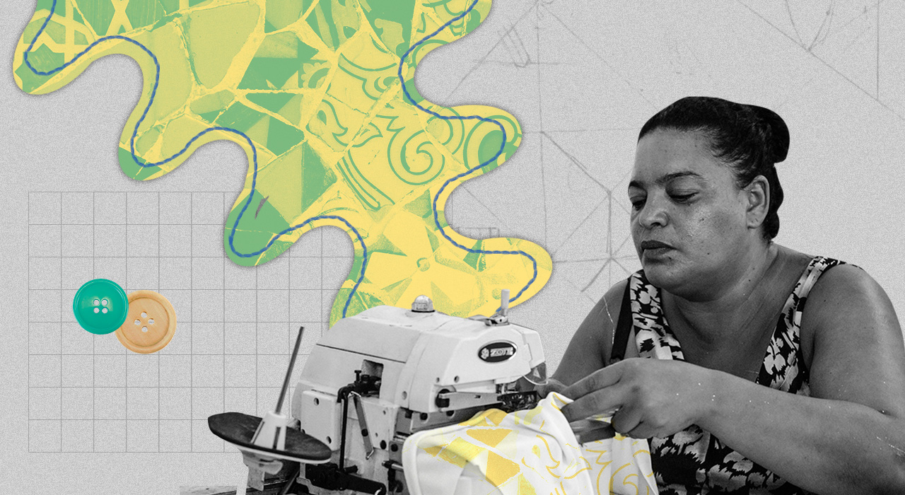 La costurera detrás del Carnaval de Río de Janeiro