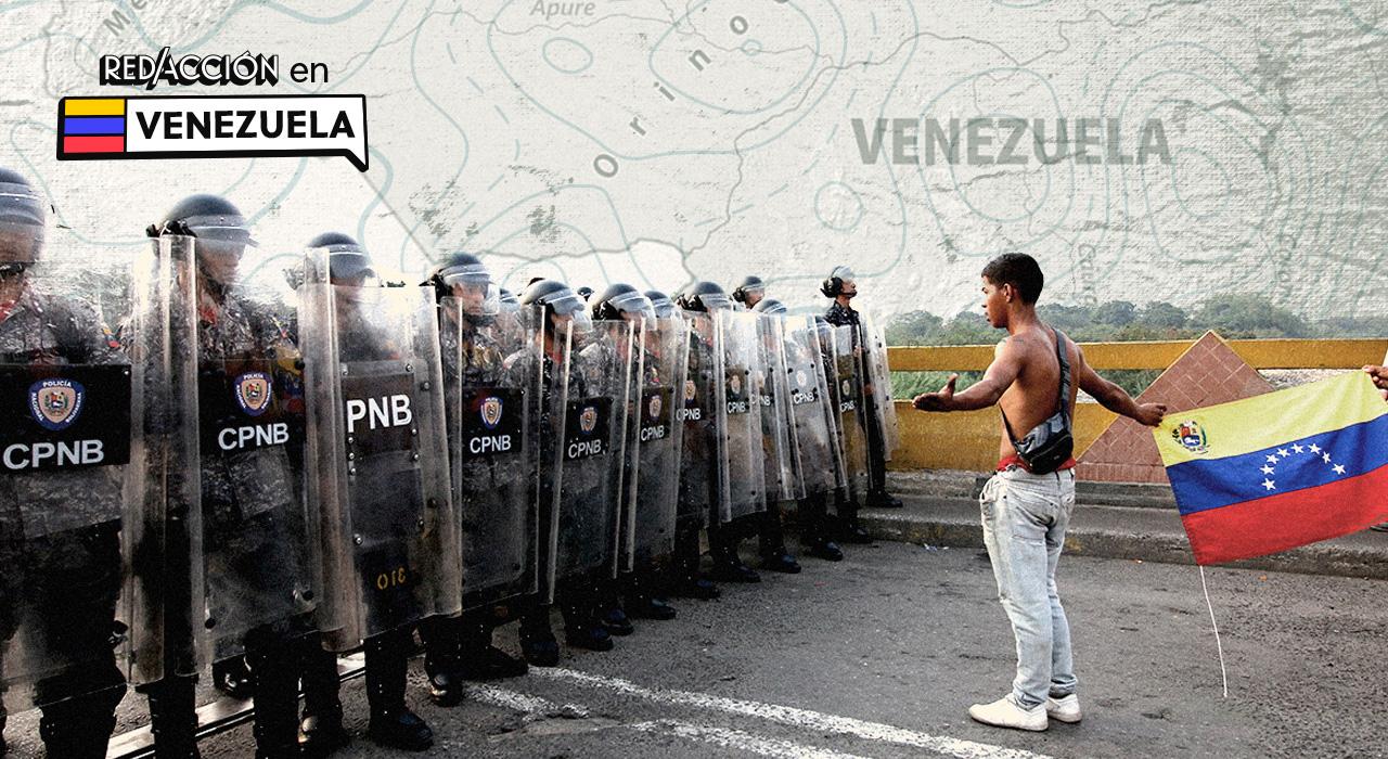 23F, trece horas en la frontera: así se vivió el intento de ingreso de la ayuda humanitaria a Venezuela