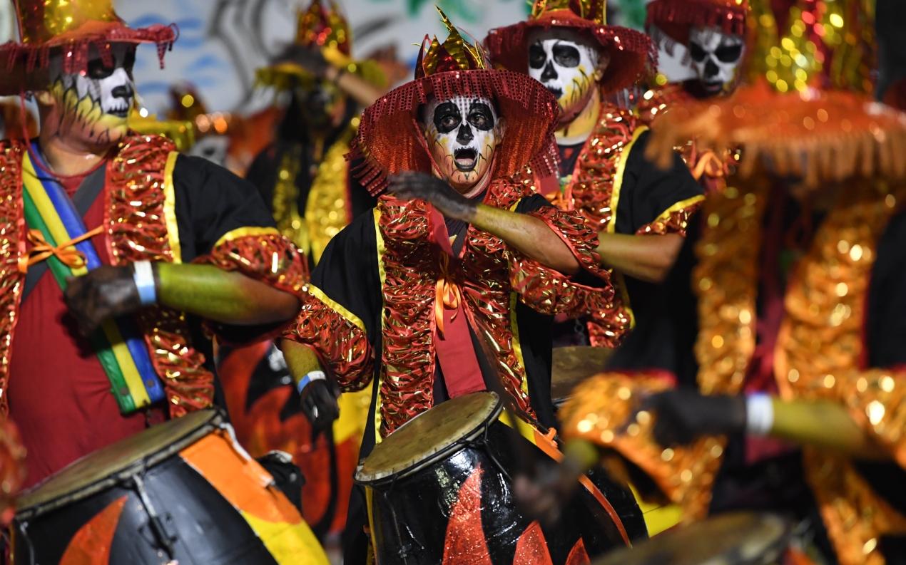 ¡A vibrar con el candombe!
