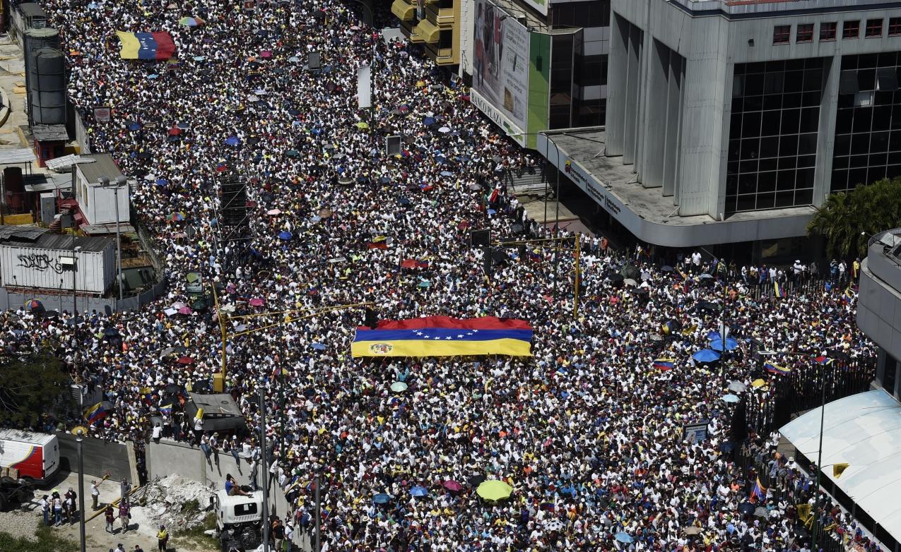 Venezuela en la calle