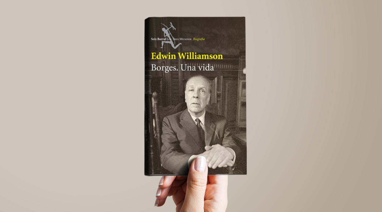 Borges, una vida, comentado por Santiago Llach