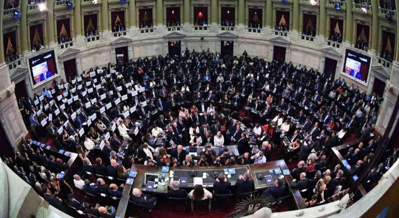 Macri abrió las sesiones del Congreso